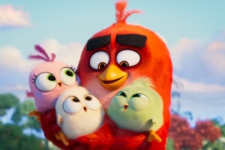 Image for The Angry Birds Movie 2