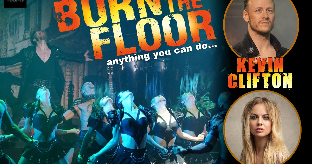 Burn The Floor (Touring)