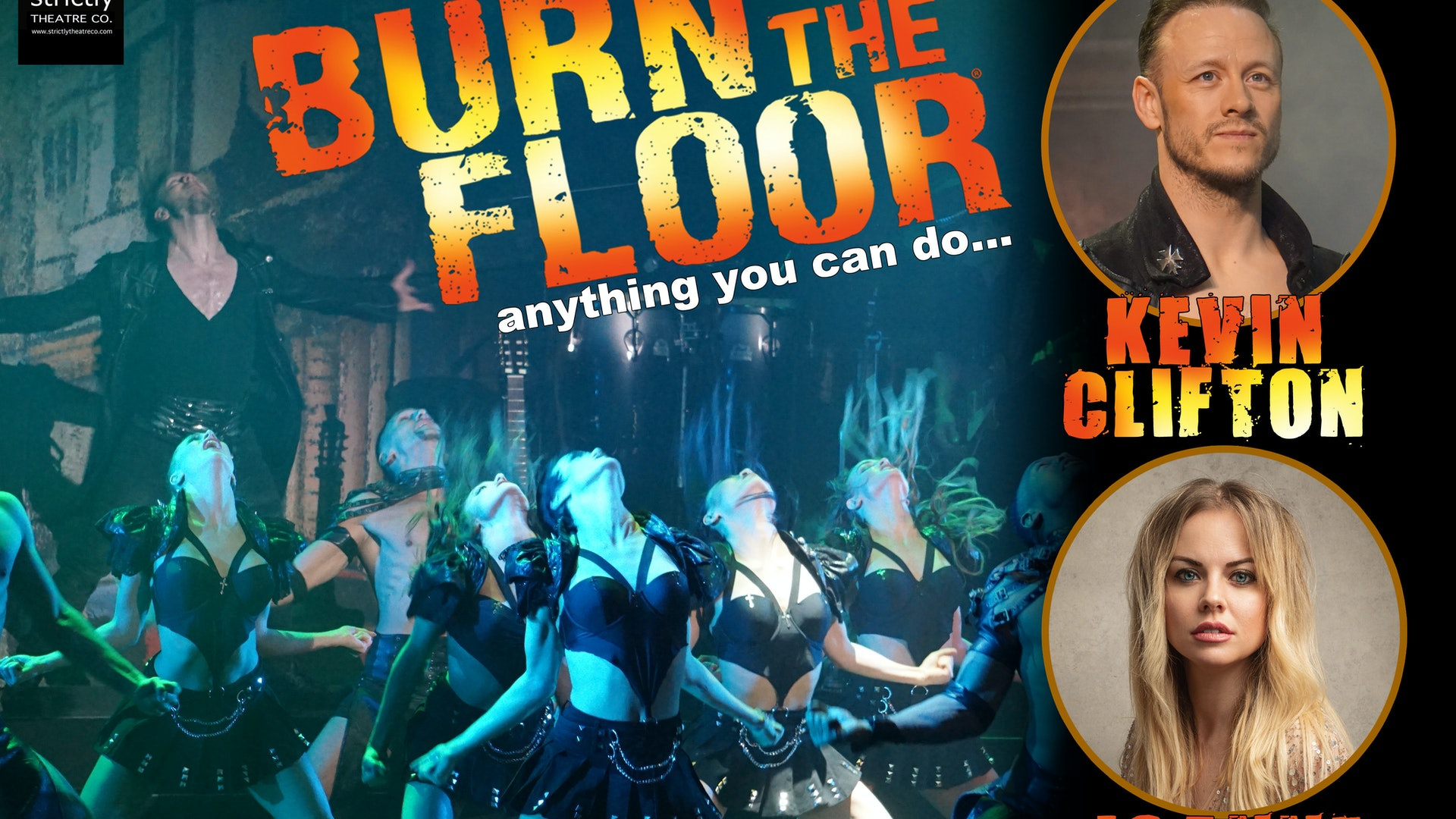 Burn The Floor (Touring) Tour Dates & Tickets 2020 | Ents24