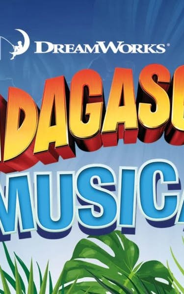 Madagascar - The Musical Tour Dates