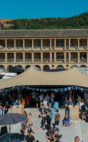 The Piece Hall Events