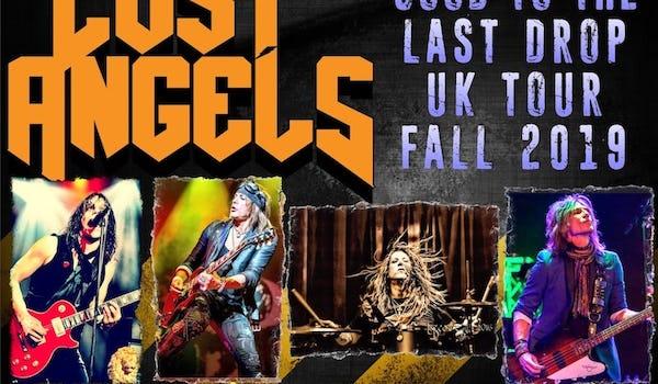 Lost Angels, Saints of Sin