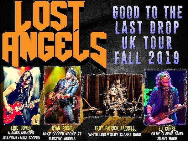 Lost Angels Tour Dates