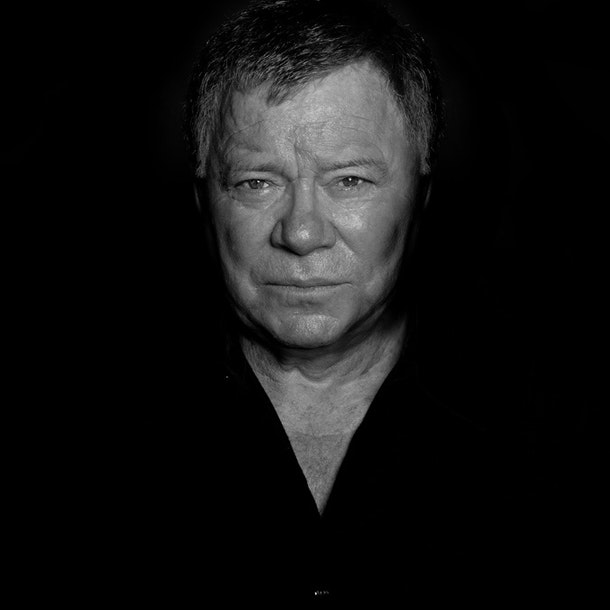 William Shatner - Live On Stage