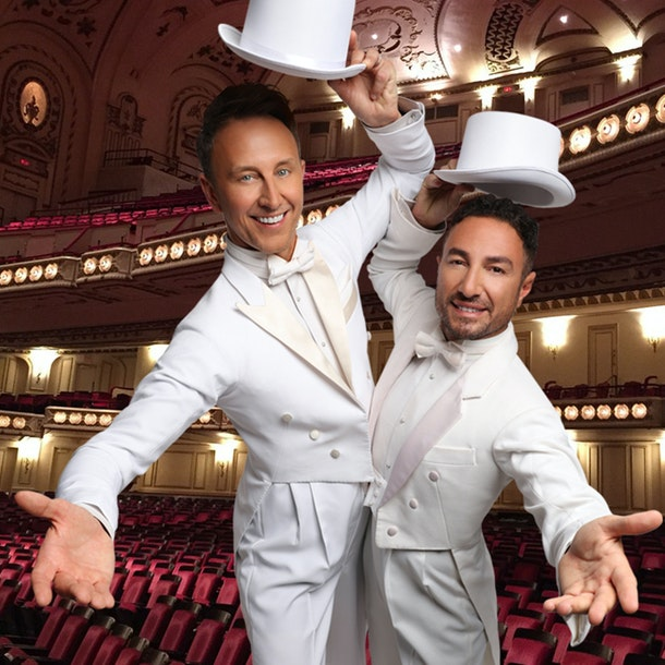 Ian Waite & Vincent Simone - Act Two