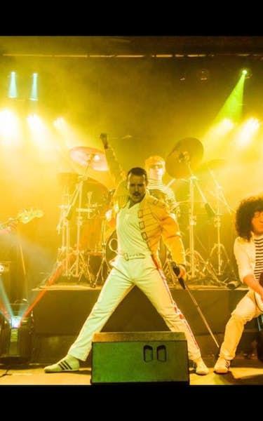Pure Queen Tour Dates