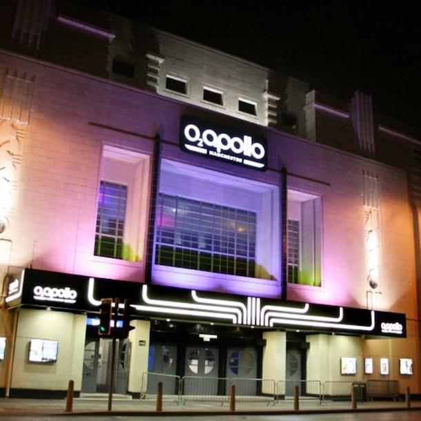 O2 Apollo Manchester Events