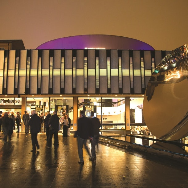 Nottingham Playhouse Events