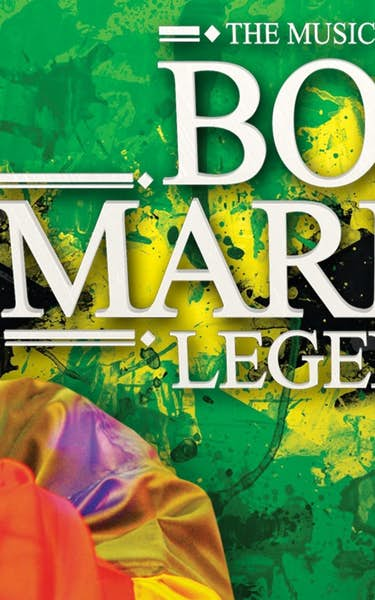 Legend - The Music Of Bob Marley Tour Dates