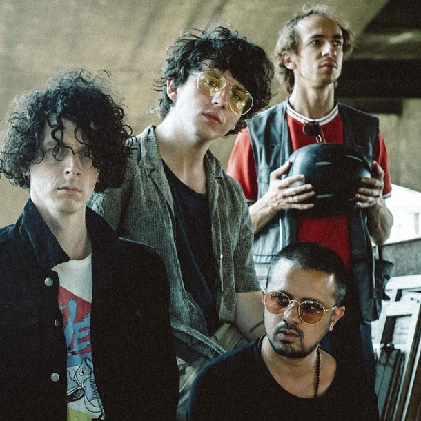 Mystery Jets Tour Dates