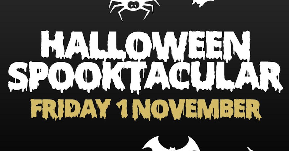 Halloween 1 November.Halloween Spooktacular Party Night At Jobserve Community Stadium Colchester
