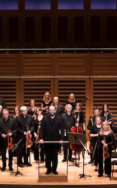 English Symphony Orchestra Tour Dates