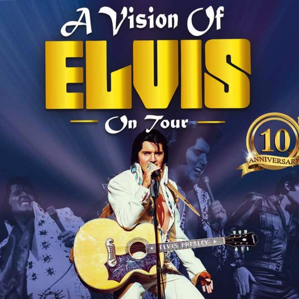 A Vision Of Elvis with Rob Kingsley