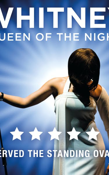 Whitney - Queen Of The Night Tour Dates