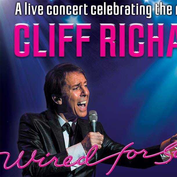 Wired For Sound - Cliff Richard Tribute