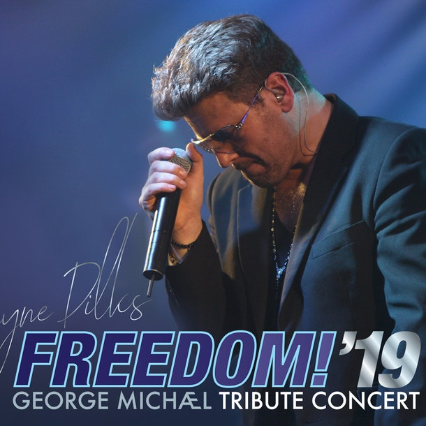 The George Michael Legacy starring Wayne Dilks Tour Dates