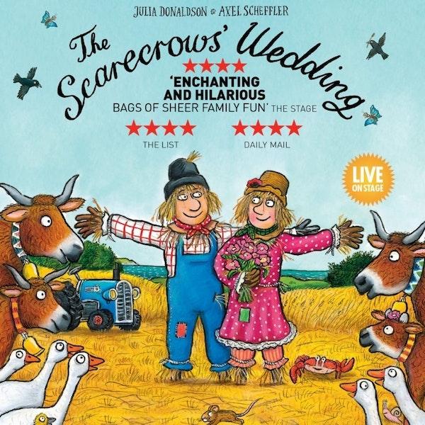 The Scarecrows' Wedding Tour Dates