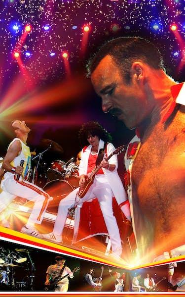 The Best of Queen – The Break Free Tour