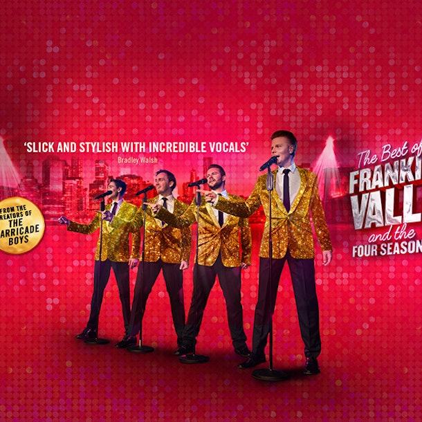 The Best of Frankie Valli and the Four Seasons Tour Dates
