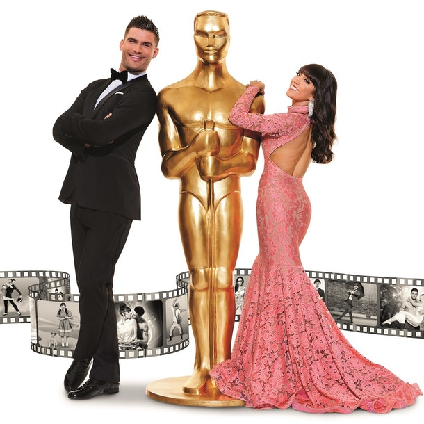 Aljaz & Janette - Remembering The Oscars