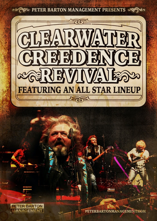 Clearwater Play Creedence Clearwater Revival