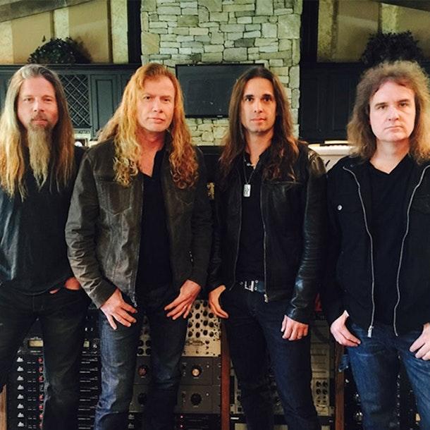 Megadeth Tour Dates