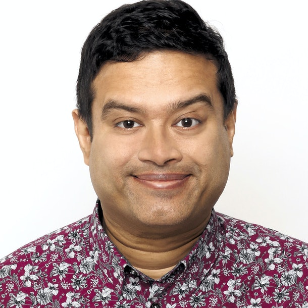 Paul Sinha Tour Dates