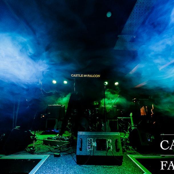 The Castle & Falcon Events
