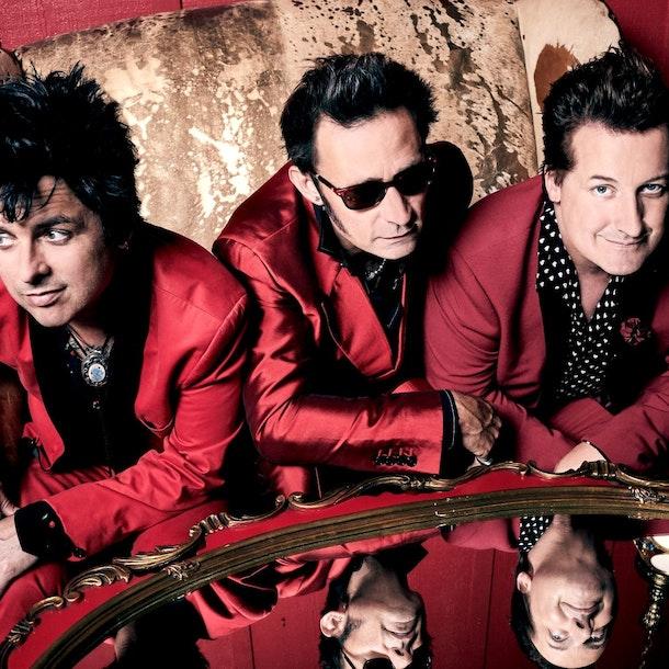 Green Day Tour Dates