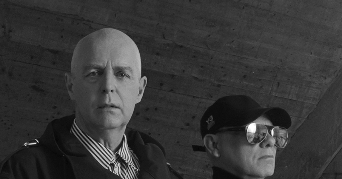Pet Shop Boys - Dreamworld: The Greatest Hits Live
