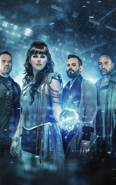 Within Temptation: The Aftermath – A Show In A Virtual Reality