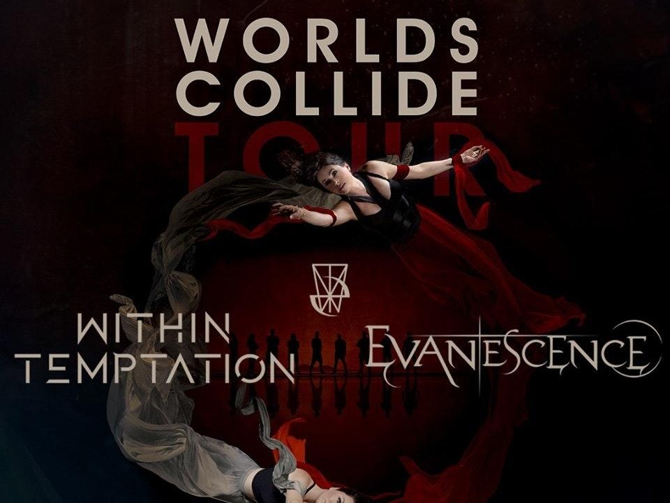 Evanescence Tour 2020.Evanescence