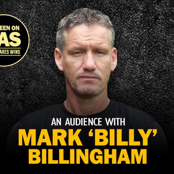 Mark 'Billy' Billingham