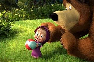 Image for Masha and The Bear