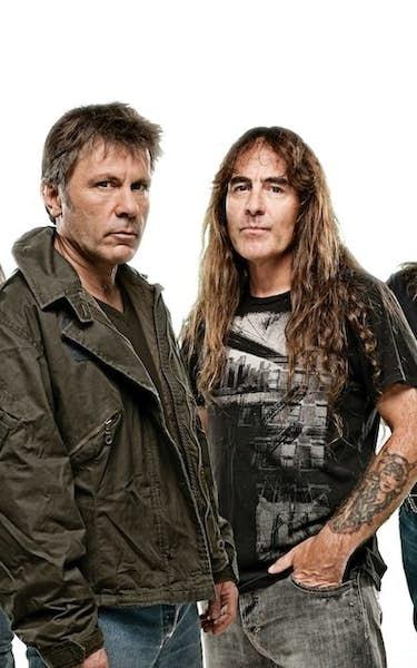 Iron Maiden Tour Dates
