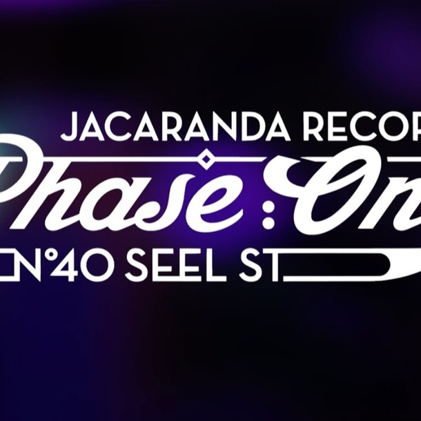 Jacaranda Records - Phase One Events