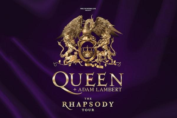 Queen Tour Dates