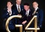 G4 announced 26 new tour dates