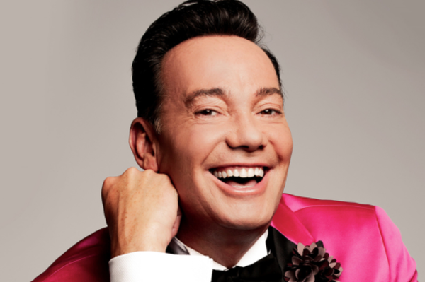 Craig Revel Horwood - The All Balls And Glitter Tour