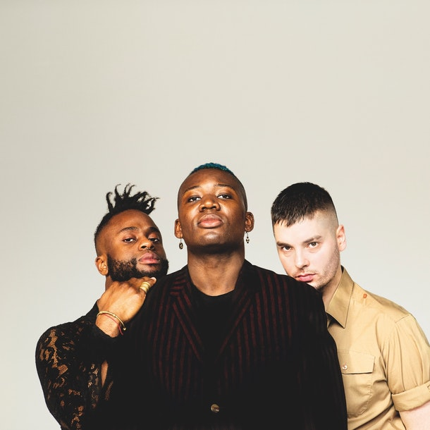 Young Fathers Tour Dates