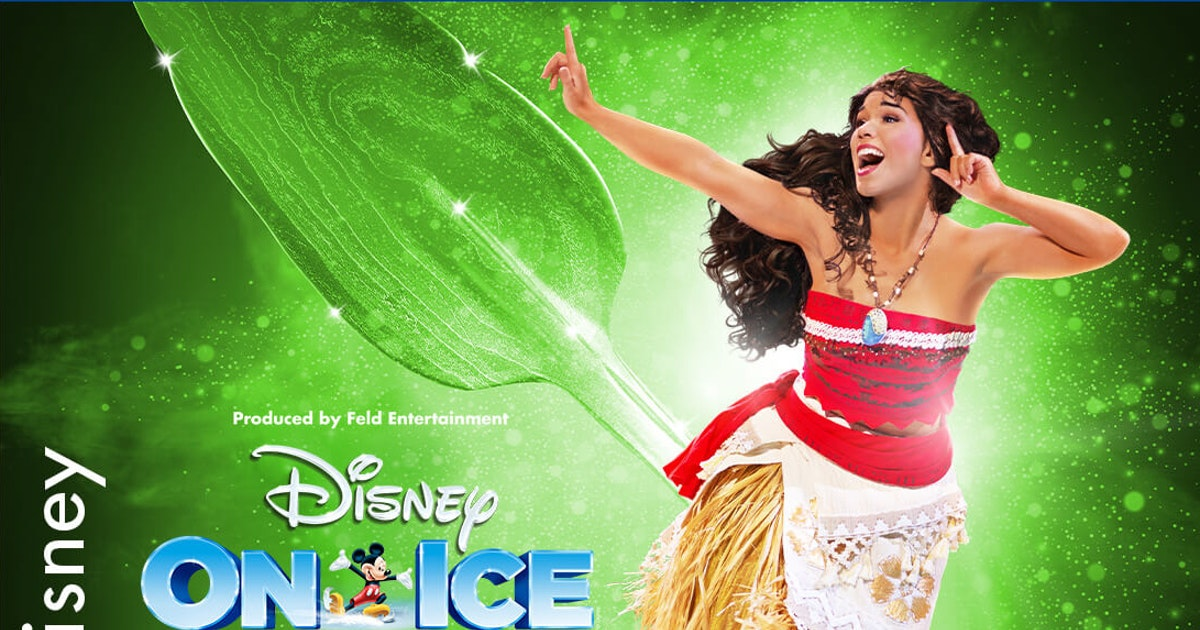 Disney On Ice presents Magical Ice Festival