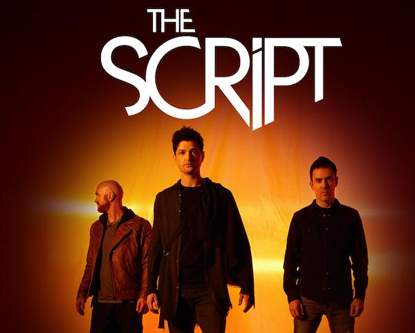 The Script Tour Dates