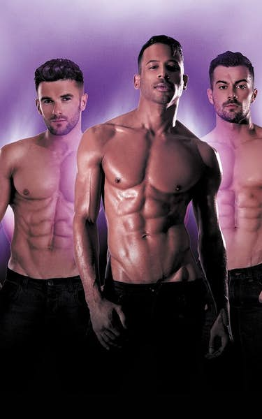 Dreamboys 2021 - Too Hard To Resist