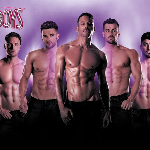 Dreamboys 2022 - Too Hard To Resist