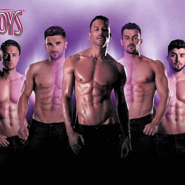 The Dreamboys Tour Dates