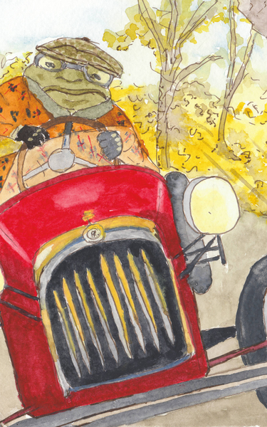 The Wind In The Willows By Alan Bennett