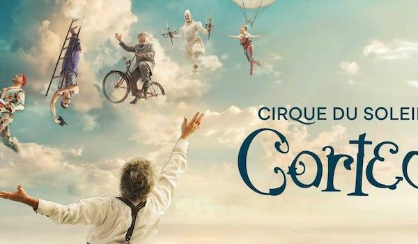 Cirque du Soleil - Corteo 3 Events