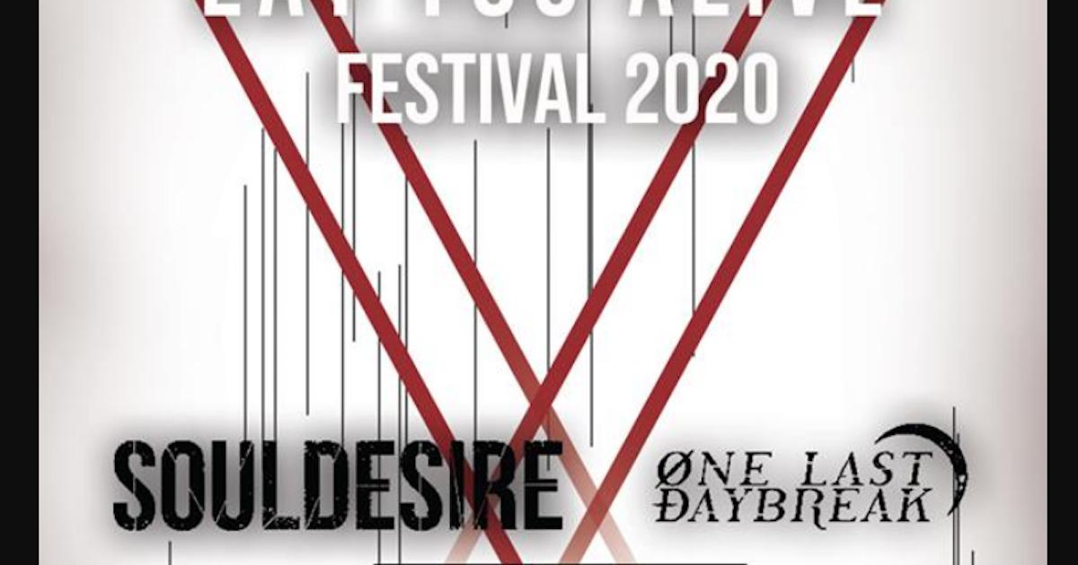 Eat You Alive Festival 2020