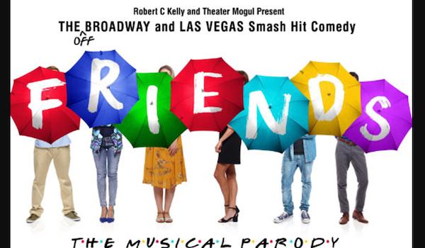 Friends! The Musical Parody Tour Dates