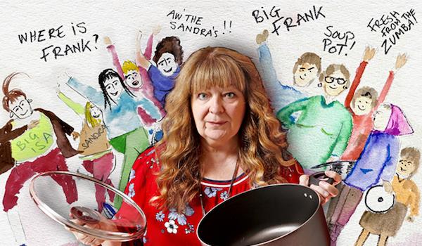 Janey Godley's Soup Pot Tour